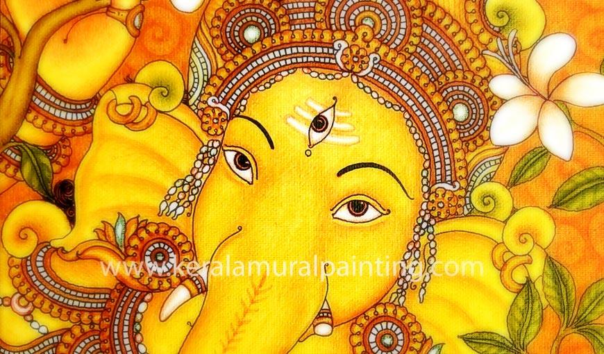 Home Kerala Mural Painting