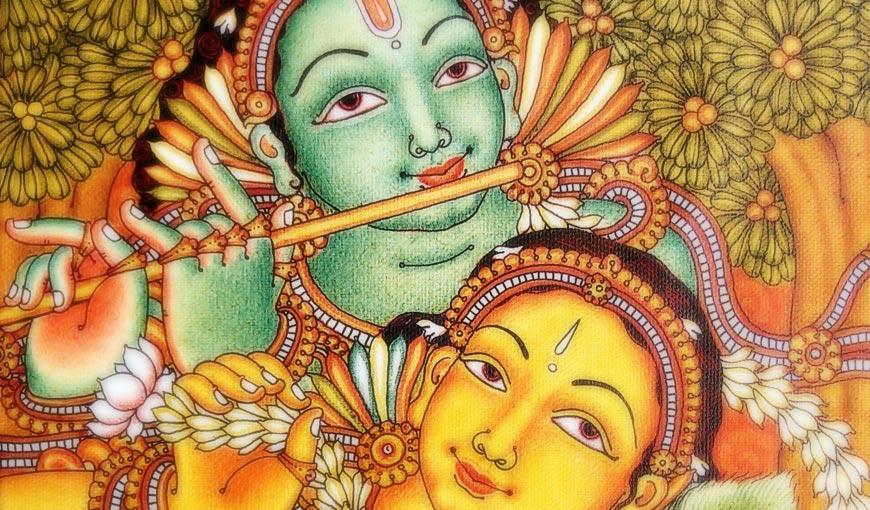 Home - Kerala Mural Painting