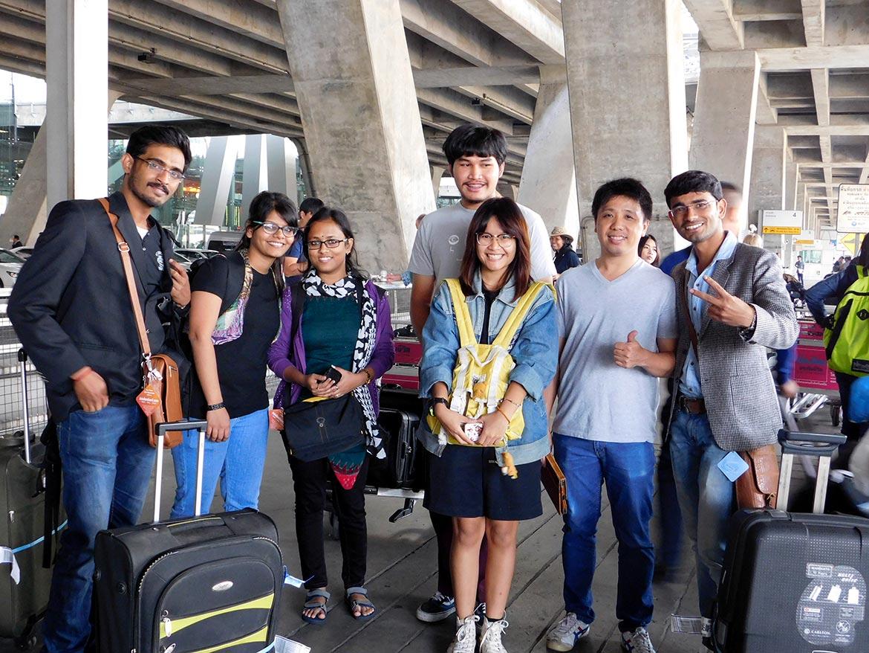 Thailand Visit