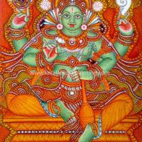 MAHA-VISHNU-MURAL-PAINTING